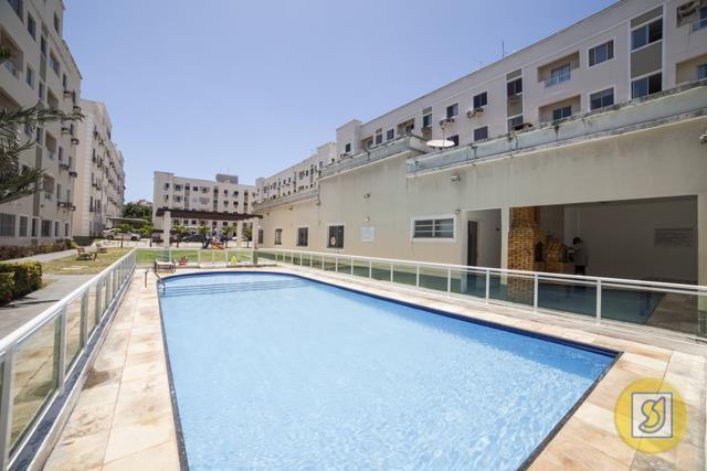 Apartamento para alugar com 2 dormitórios em Messejana, Fortaleza cod:35182 - Foto 4