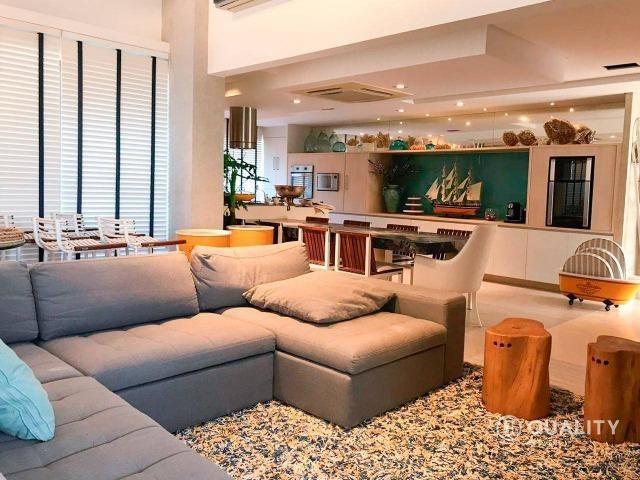Apartamento duplex com 4 quartos à venda, 151 m² por R$ 2.000.000 Porto das Dunas - Aquira - Foto 3