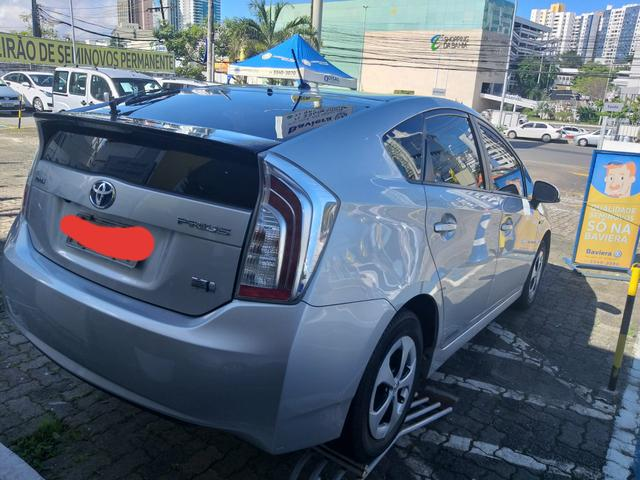 Prius Combustível Híbrido 1.8 15/15 Km 44.000 Rodados - Foto 8