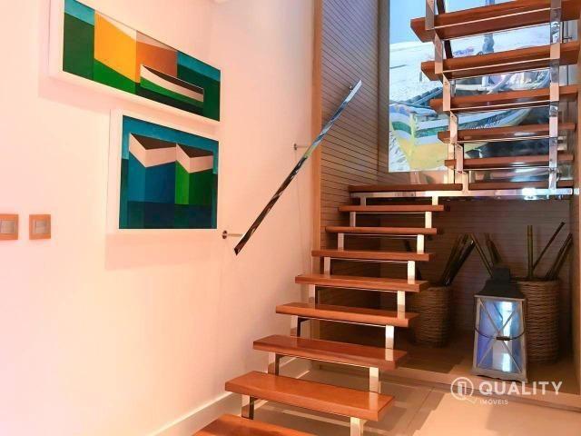 Apartamento duplex com 4 quartos à venda, 151 m² por R$ 2.000.000 Porto das Dunas - Aquira - Foto 11