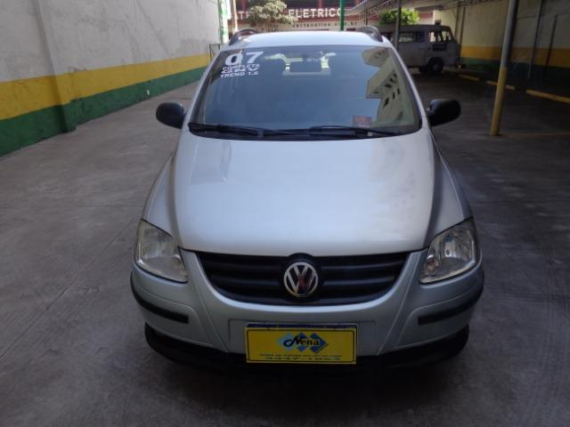 Vw - Volkswagen Spacefox 1.6 Trend Completa + GNV !! Carro Muito Novo !! - Foto 4
