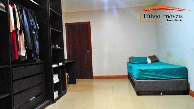 Linda casa, fino acabamento, porcelanato, laje, 04 quartos Colônia Agrícola Samambaia - Foto 9
