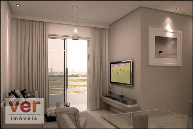 Apartamento com 2 dormitórios à venda, 48 m² por R$ 192.854 - Parangaba - Fortaleza/CE - Foto 6