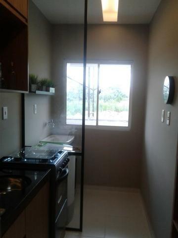 Residencial Vista do Bosque, apartamentos com 2 quartos sendo 1 suíte reversível, - Foto 6