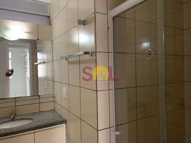 Apartamento com 3 dormitórios próximo ao riverside, 97 m² por r$ 420.000 - jóquei - teresi - Foto 11