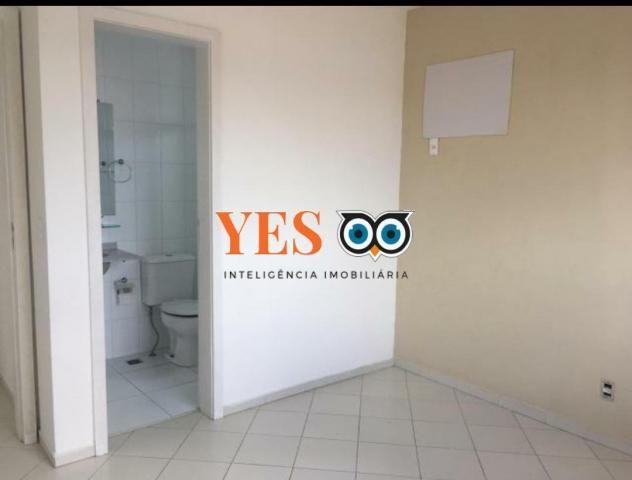 Apartamento para locação, vila olimpia, feira de santana, 3 dormitórios sendo 1 suíte, 1 s - Foto 2