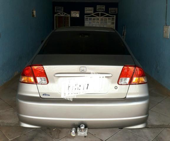 OFERTA! Honda civic lxl 2005 1.7 130 CV Automático - Foto 2