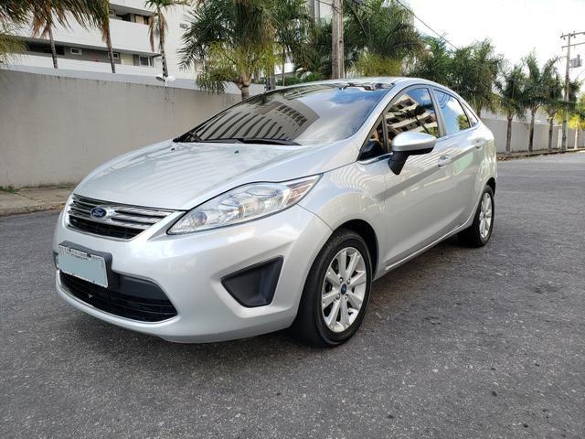 New Fiesta sedan se ano 2012/2012 completo - Foto 2