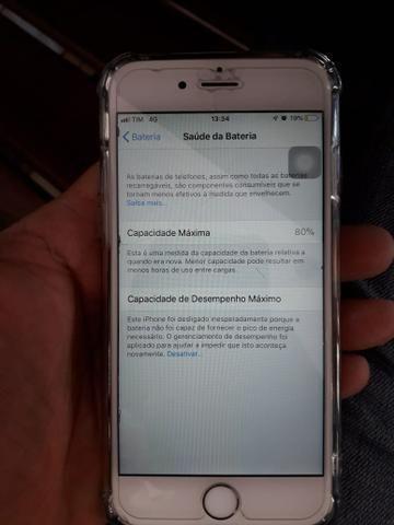Iphone 6S 16GB só venda! Aceito cartão - Foto 2