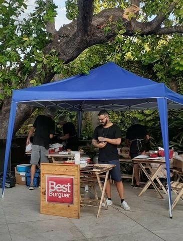 Tendas Festa Protegida (Sol & Chuva) R$ 50,00