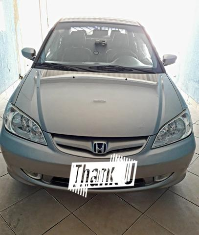 OFERTA! Honda civic lxl 2005 1.7 130 CV Automático