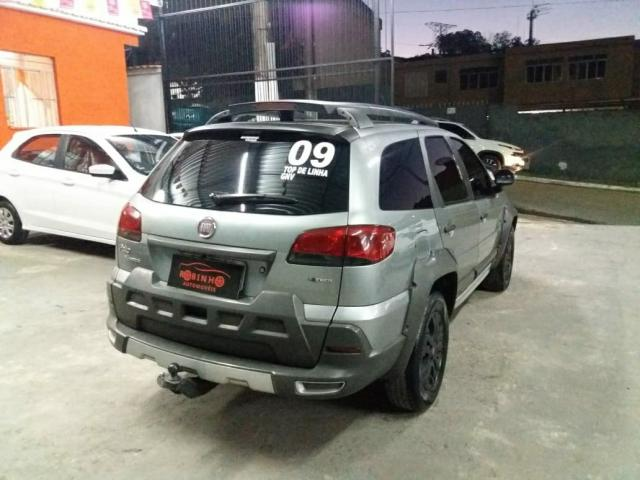 Fiat palio 2008/2009 1.8 adventure locker weekend flex - Foto 2