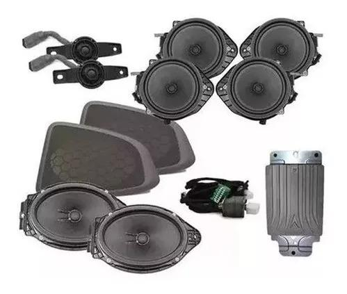 Sistema Jbl Car Sound Novo Cruze Hatch Lt 17/18 Gm 52142288