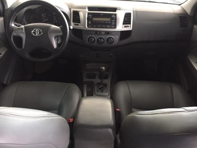 Toyota Hilux SRV 2.7 Flex 13/13 - Foto 3