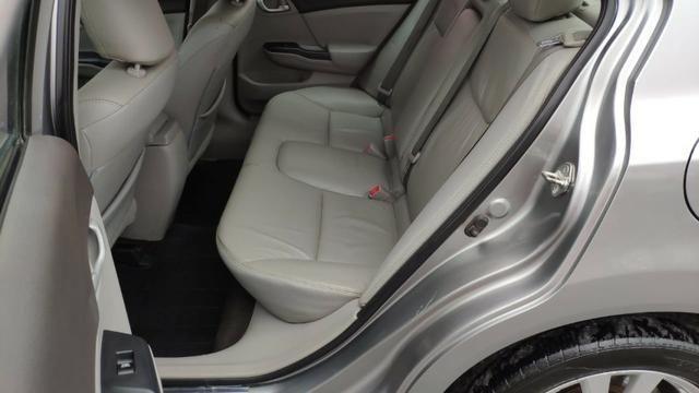Honda civic lxs 2014 mecânico,o mais barato da olx - Foto 8