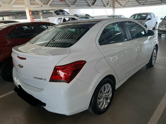 Vendo ou Troco GM Chevrolet Prisma 1.4 LT AT 16-17 Apenas 64.750 km R$49.900,00 - Foto 4