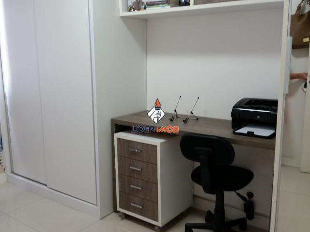 Apartamento 3/4 Mobiliado para Aluguel no Condomínio Vila das Flores - Proximo do Centro - Foto 15