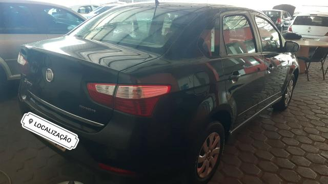 Fiat grand siena attractive 1.4 flex 2012/2013 - Foto 3