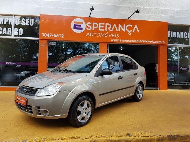 Fiesta Sedan 1.0 (flex) 2008 Financia 100%