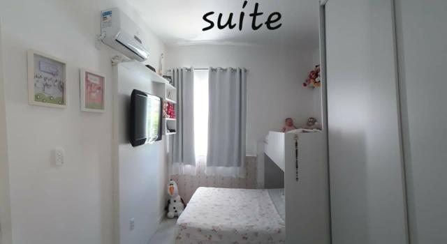 Casa 3/4 em Buraquinho condominio top - Foto 8