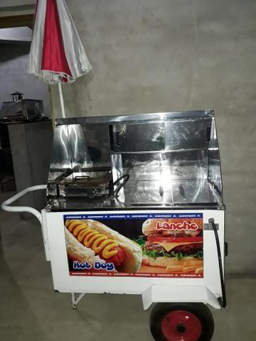Carrinho de hot dog - Foto 5