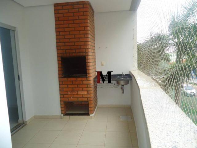 alugamos e vendemos apartamento estilo duplex com churrasqueira na sacada e 4 suites - Foto 11