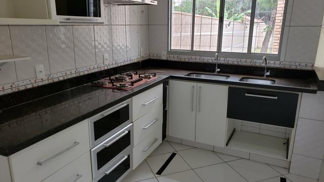 Sobrado 3suites churrasqueira lote 800m2 rua 8 Vicente Pires condomínio fechado - Foto 15