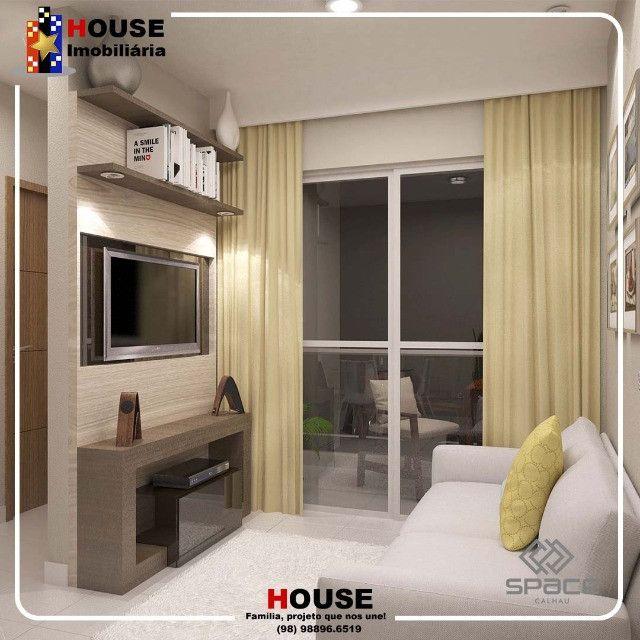 Space Calhau, apartamento, com 2 quartos - Foto 2