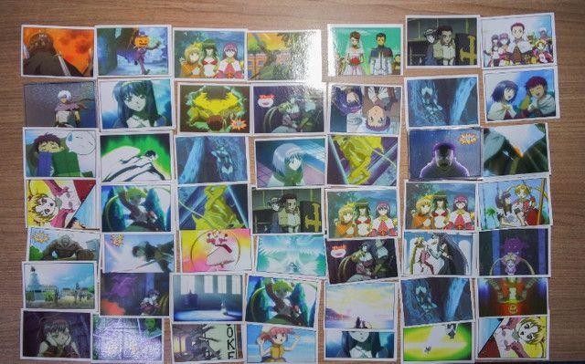 Figurinhas para álbum Ragnarok The Animation