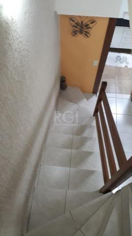 Casa à venda com 3 dormitórios em Nonoai, Porto alegre cod:BT9810 - Foto 5