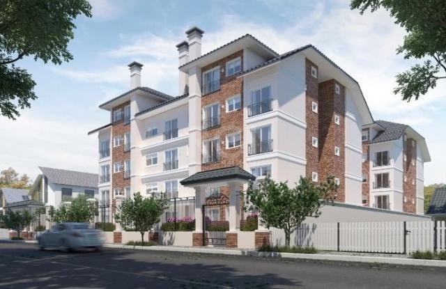 Apartamento à venda com 1 dormitórios em Várzea grande, Gramado cod:EV4104 - Foto 7
