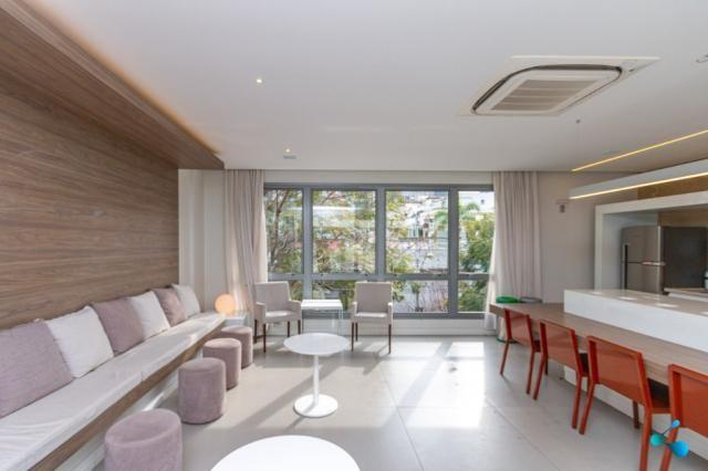 Apartamento à venda com 1 dormitórios em São joão, Porto alegre cod:BT9492 - Foto 13
