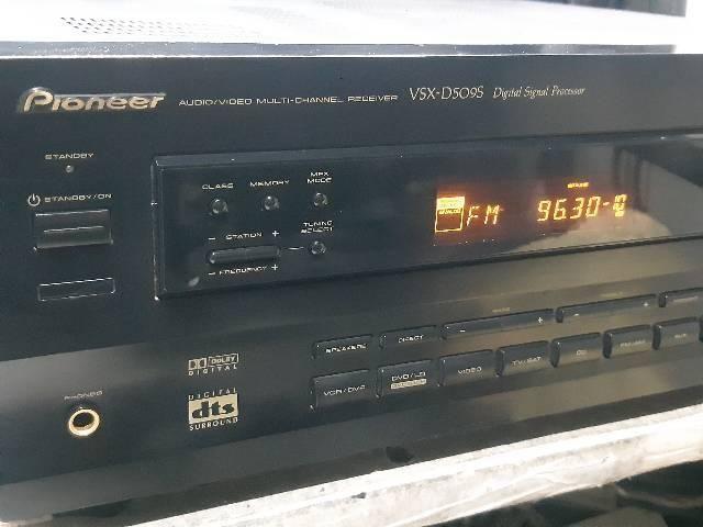 Receiver Pioneer vsx-D509S - Foto 3