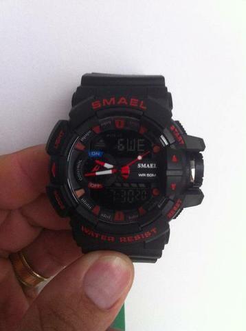 Relógio masculino smael - Foto 4