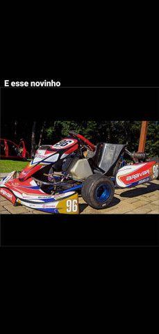 Kart 125cc 2T