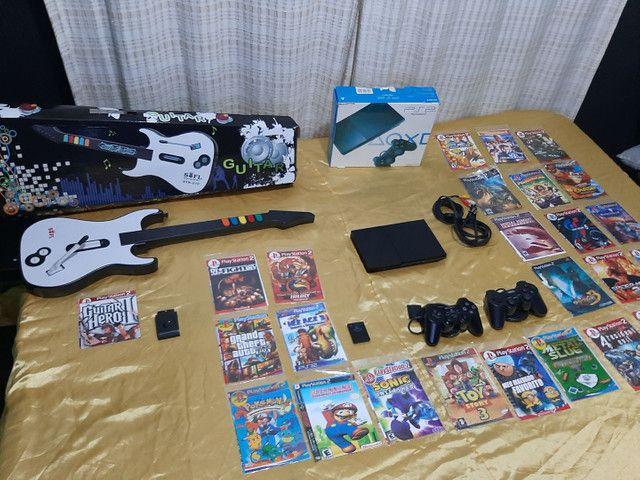 PlayStation 2 Guitarra