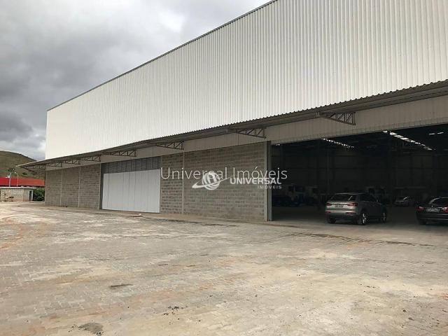 Galpão para alugar, 3600 m² por R$ 54.000,00/mês - Distrito Industrial - Juiz de Fora/MG
