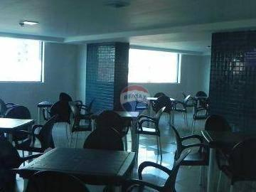 Apartamento com 3 dormitórios para alugar, 122 m² por R$ 2.400,00/mês - Manaíra - João Pes - Foto 18