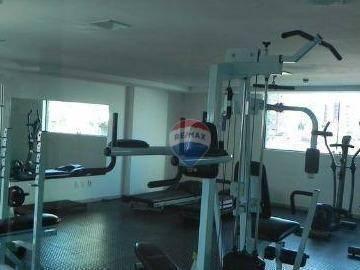 Apartamento com 3 dormitórios para alugar, 122 m² por R$ 2.400,00/mês - Manaíra - João Pes - Foto 17