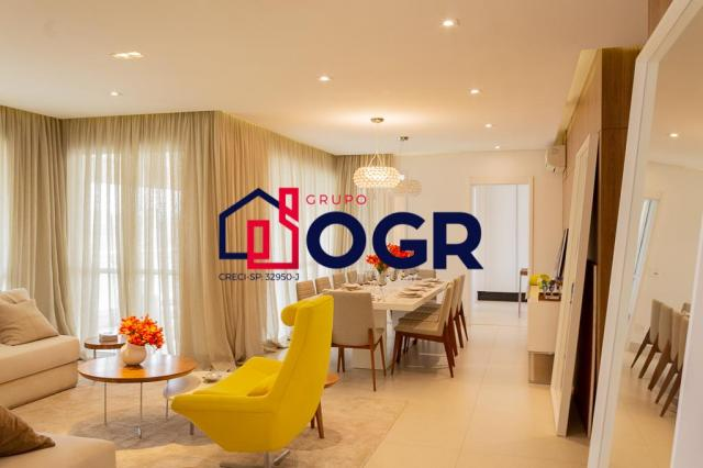 Apartamento com 3 dormitórios à venda, 182 m² por R$ 989.000,00 - Jardim Aquárius - Limeir - Foto 15