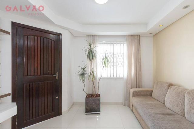 Sobrado com 3 dormitórios à venda, 104 m² por R$ 398.500,00 - Hauer - Curitiba/PR - Foto 2