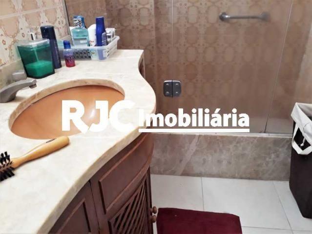 Apartamento à venda com 3 dormitórios em Tijuca, Rio de janeiro cod:MBAP32453 - Foto 9