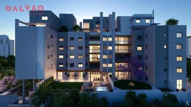 Apartamento com 2 dormitórios à venda, 88 m² por R$ 642.425,79 - Alto da Rua XV - Curitiba - Foto 4