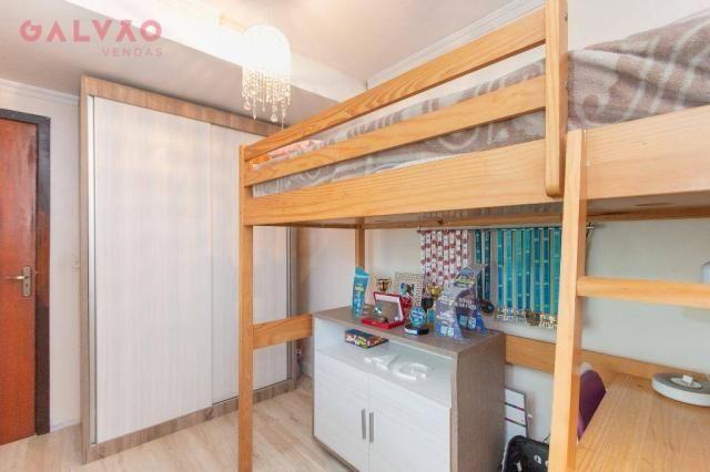 Sobrado com 3 dormitórios à venda, 104 m² por R$ 398.500,00 - Hauer - Curitiba/PR - Foto 20
