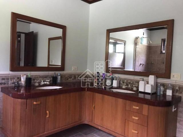 Casa com 3 dormitórios à venda, 500 m² por R$ 1.200.000,00 - Mata Paca - Niterói/RJ - Foto 10