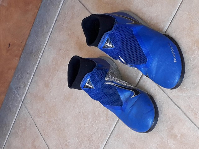 Chuteira Futsal Nike Phanton - Foto 5