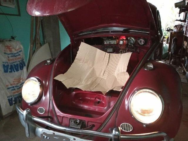 VW Fusca 1968 Reformado - Foto 3