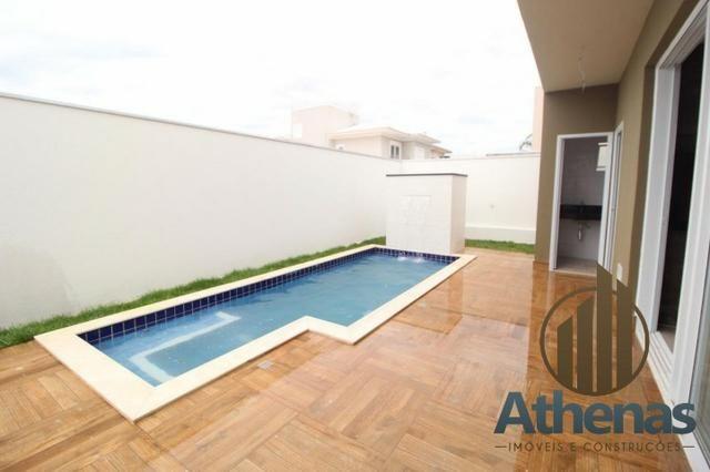 Condomínio Belvedere casa térrea com 3 suítes e 197 m² imóvel novo - Foto 4