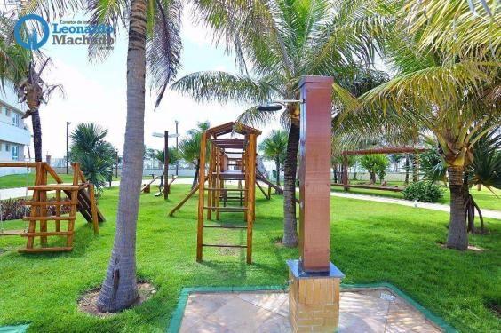 Apartamento à venda, 125 m² por R$ 680.000,00 - Porto das Dunas - Fortaleza/CE - Foto 15