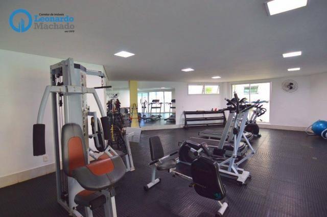 Apartamento à venda, 125 m² por R$ 680.000,00 - Porto das Dunas - Fortaleza/CE - Foto 19